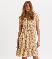 Odd Molly - Pretty Neat Dress - LIGHT YELLOW
