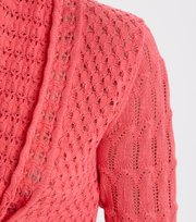 Odd Molly - Can-Can Cardigan - CORAL PINK