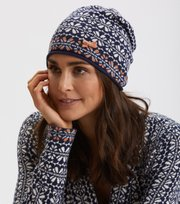 Odd Molly - New Favorite Everything Beanie - NIGHT SKY BLUE