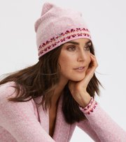 Odd Molly - New Favorite Everything Beanie - FAIRY PINK