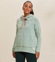 Odd Molly  - Spun Dreams Hood Sweater - MISTY MINT