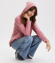 Odd Molly - Spun Dreams Hood Sweater - FAIRY PINK
