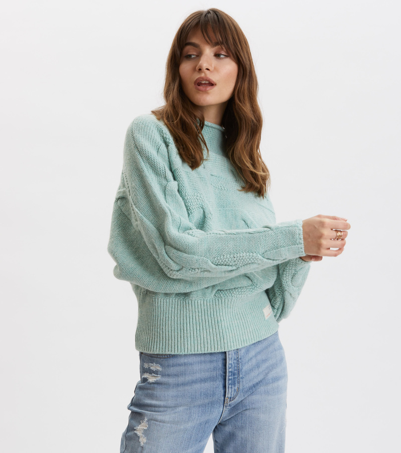 Spun Dreams Sweater