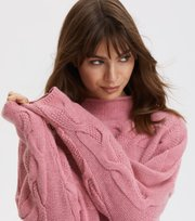Odd Molly - Spun Dreams Sweater - FAIRY PINK