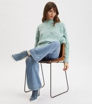 Odd Molly - Spun Dreams Sweater - MISTY MINT