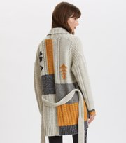 Odd Molly - Queen Of Chaos Cardigan - SOFT GREY