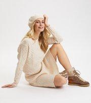 Odd Molly  - A Darn Fine Yarn Skirt - LIGHT CHALK
