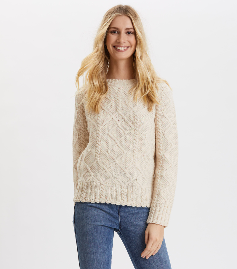 A Darn Fine Yarn Sweater