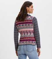 Odd Molly - Knitted Love cardigan - NIGHT SKY BLUE