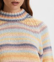 Odd Molly - Novelty Stripe Sweater - SOFT STRIPE