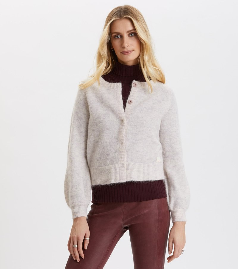 Cool With Wool Cardigan