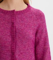 Odd Molly - Cool With Wool Cardigan - FIREWORK FUCHSIA