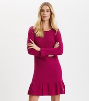 Odd Molly - Savagely Cute Dress - FIREWORK FUCHSIA