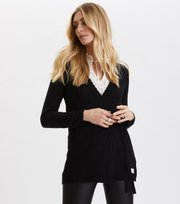 Odd Molly  - Savagely Cute Cardigan - ALMOST BLACK