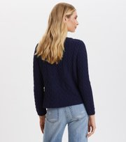 Odd Molly - Best Day Ever Sweater - NIGHT SKY BLUE