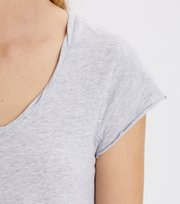 Odd Molly  - Trashin´ Top - LIGHT GREY MELANGE