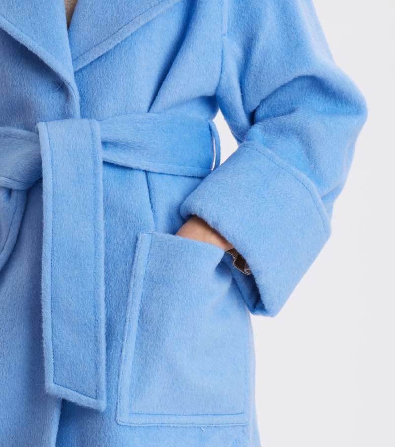 Caught You Looking Coat