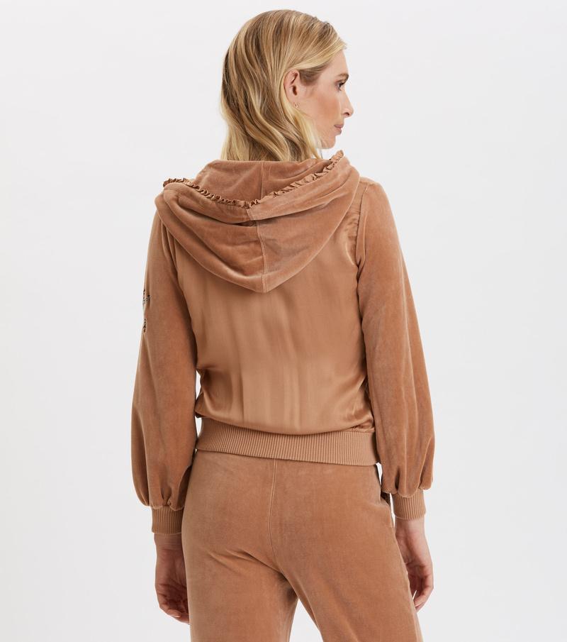 Velouragenius Hood Jacket