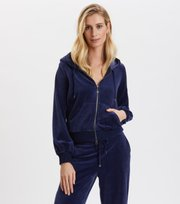 Odd Molly - Velouragenius Hood Jacke - NIGHT SKY BLUE