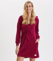 Odd Molly - Velouragenius Dress - FIREWORK FUCHSIA