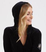 Odd Molly  - Velouragenius Dress - ALMOST BLACK