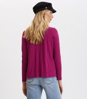 Odd Molly - One Of A Kind Top - FIREWORK FUCHSIA