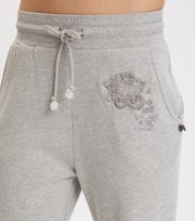 Odd Molly - Sunday Snooze Pant - LIGHT GREY MELANGE