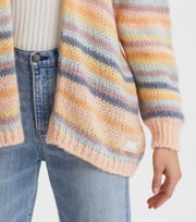 Odd Molly - Novelty Cardigan - SOFT STRIPE