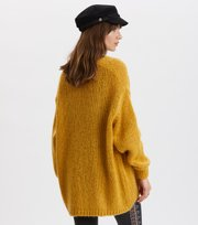 Odd Molly - Novelty Cardigan - YELLOW
