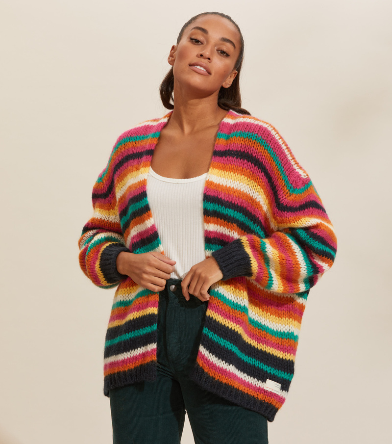 Novelty Cardigan