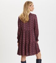 Odd Molly - Insanely Right Dress - FIREWORK FUCHSIA