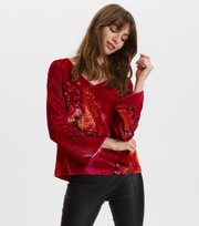 Cherry Bomb Blouse