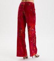 Odd Molly - Cherry Bomb Pant - FIREWORK FUCHSIA