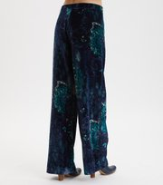 Odd Molly - Cherry Bomb Pant - NIGHT SKY BLUE