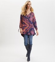 Odd Molly - Insanely Right Tunic - FIREWORK FUCHSIA