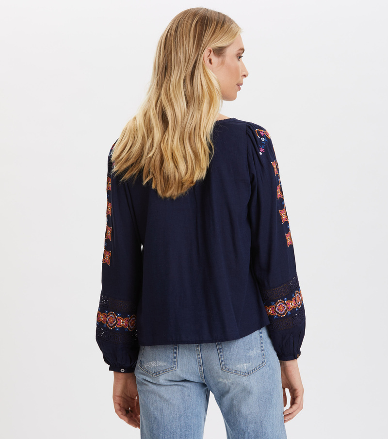 Revolutionary Blouse