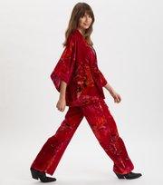 Cherry Bomb Kimono