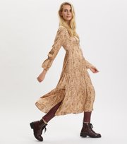 Odd Molly - My Kind Of Beautiful Dress - LIGHT TAUPE