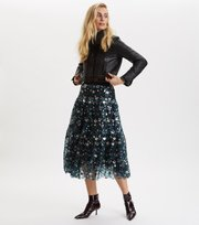 Odd Molly - Sequins & Sunshine Skirt - MULTI