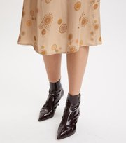 Odd Molly  - Praise This Skirt - LIGHT TAUPE