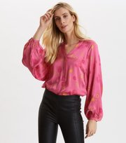 Odd Molly - One To Love Blouse - SPARKLING FUCHSIA