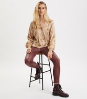 Odd Molly - One To Love Blouse - LIGHT TAUPE