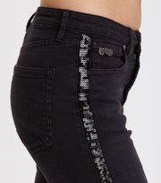 Odd Molly - Soul On Fire Jeans - ALMOST BLACK