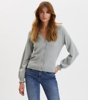 Trustworthy V-Neck Cardigan