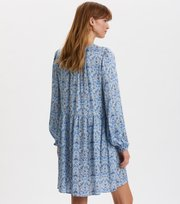 Odd Molly - Sensational Short Dress - SPRING BLUE