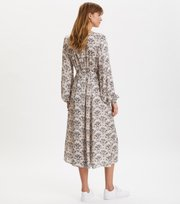 Odd Molly - Sensational Dress - PEBBLE GREY