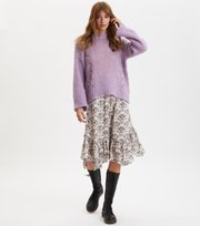 Odd Molly - Sensational Skirt - PEBBLE GREY