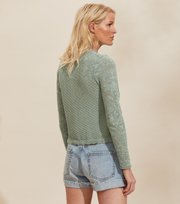 Odd Molly - Caring Cardigan - WASHED CARGO