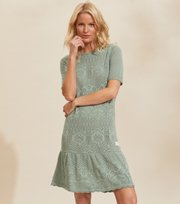 Odd Molly - Caring Kleid - WASHED CARGO