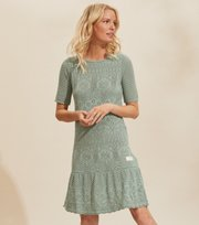 Odd Molly - Caring Dress - WASHED CARGO